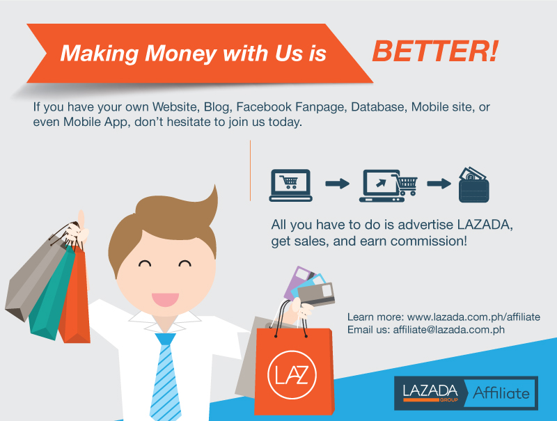 How To Earn Money In Lazada Philippines (In Two Ways) 100%