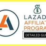 Lazada Affiliate Program Complete Guide