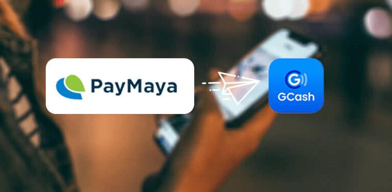 PayMaya To GCash